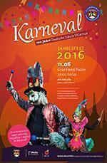 Afiche Jahresfest 2016 th